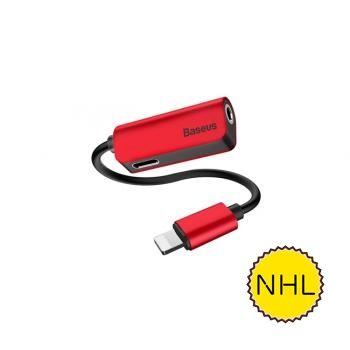 Bộ chuyển đổi lightning sang lightning + 3.5mm CALL32