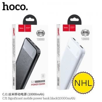 Sạc dự phòng Hoco CJ1  10000mAh