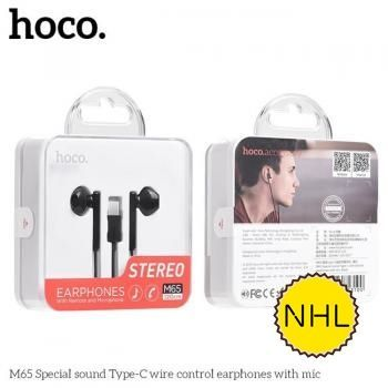 Tai nghe Hoco M65 Type C