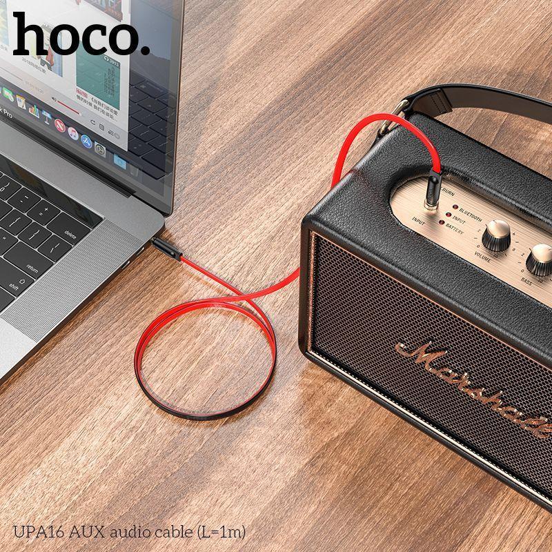 Cáp âm thanh AUX Hoco UPA16