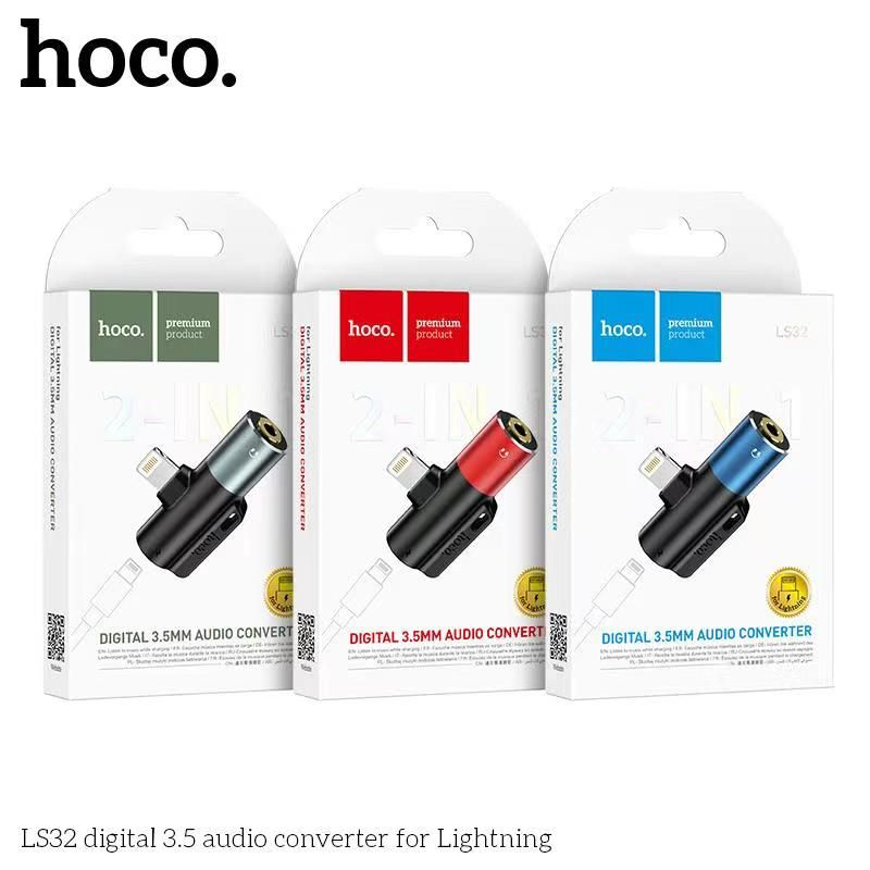 Cáp chuyển đổi Hoco LS32