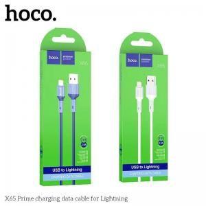 Cáp sạc lightning Hoco X65