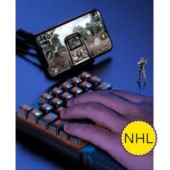 Tay cầm chơi game Baseus GMGK01-01