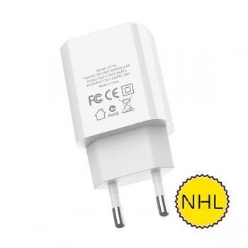 Bộ Sạc Nhanh Hoco C71A Lightning PD3.0
