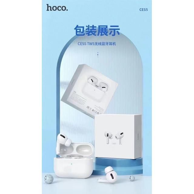 Tai nghe Bluetooth TWS Hoco CES5