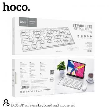 Bộ bàn phím chuột Bluetooth Hoco DI05