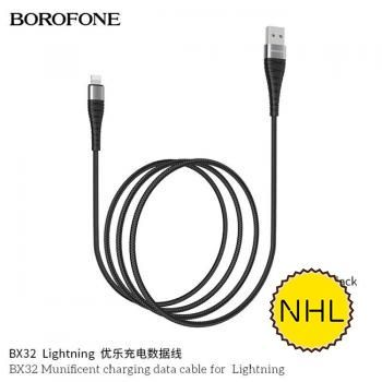 Dây Cáp Sạc Nhanh Lightning Borofone BX32