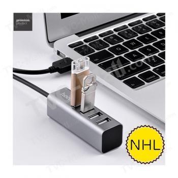 Bộ chuyển đổi Hoco HB1 4 cổng USB