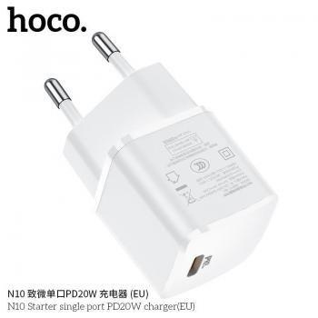 Củ sạc nhanh Hoco N10 PD20W