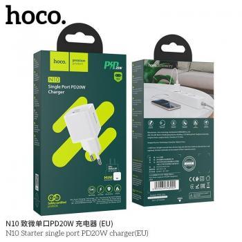Củ Sạc Nhanh Hoco N10