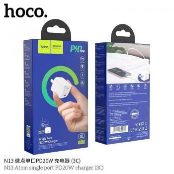 Củ sạc nhanh Hoco N13 20w (New)