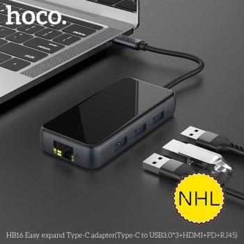 Cáp chuyển đổi Hoco HB16