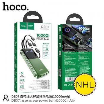 Sạc dự phòng Hoco DB07 10000 mAh