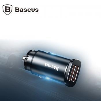 Tẩu sạc nhanh Baseus 2 Cổng USB CCALL-DS