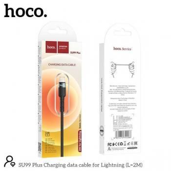 Dây Cáp Sạc Nhanh Lightning Hoco SU99 2m