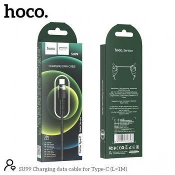 Cáp sạc nhanh Hoco SU99 typec 1m 2.4A  (New)