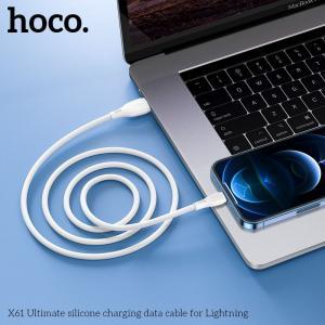 Cáp sạc nhanh Lightning Hoco X61