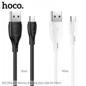 Cáp sạc nhanh Micro Hoco X61