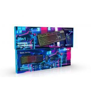 Bộ Bàn Phím Chuột Gaming Hoco Di16 LED RGB