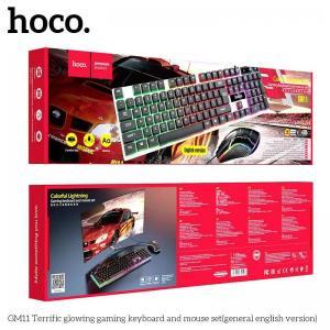 Bộ bàn phím chuột gaming Hoco GM11