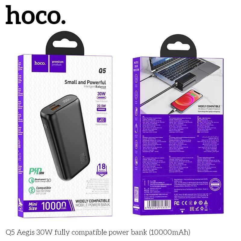 Sạc dự phòng Hoco Q5 10000mah