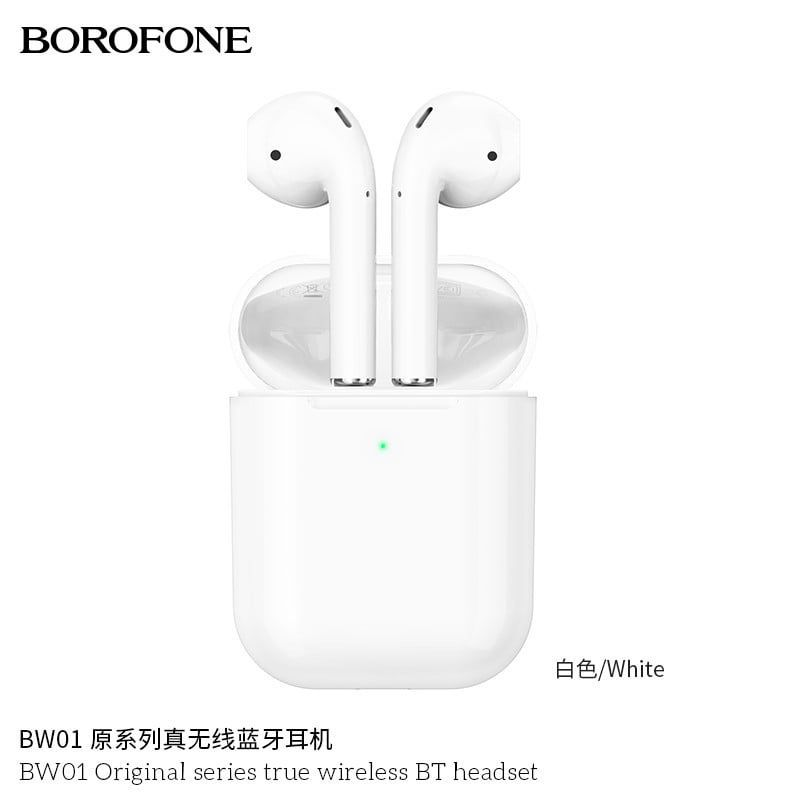 Tai nghe Bluetooth TWS Borofone BW01