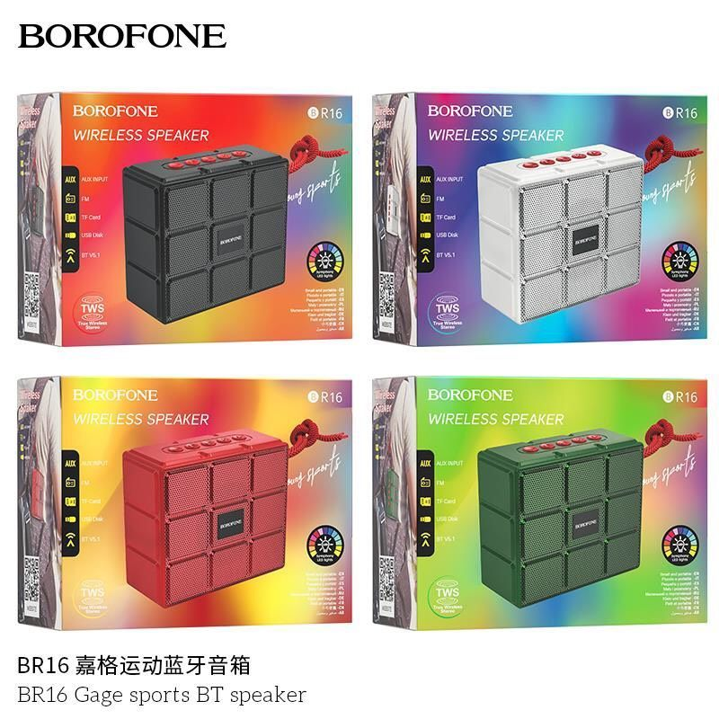 Loa bluetooth Borofone Br16