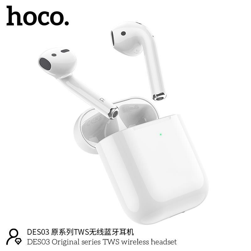 Tai nghe bluetooth TWS Hoco DES03