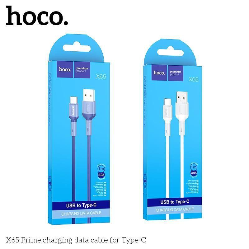Cáp sạc nhanh Typec Hoco X65