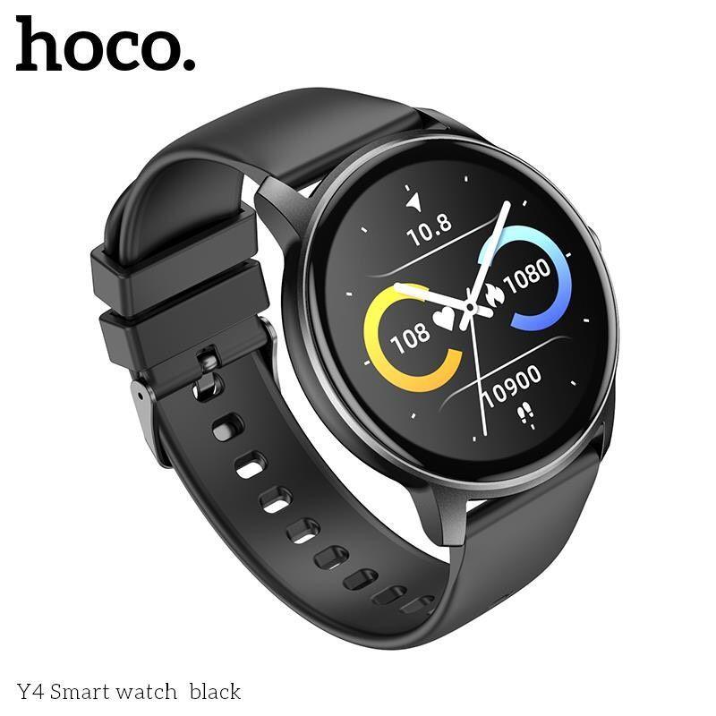 Đồng Hồ thông minh Smartwatch Hoco Y4