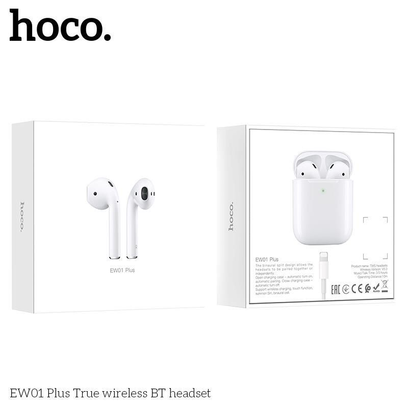 Tai nghe Bluetooth TWS Hoco EW01 Plus