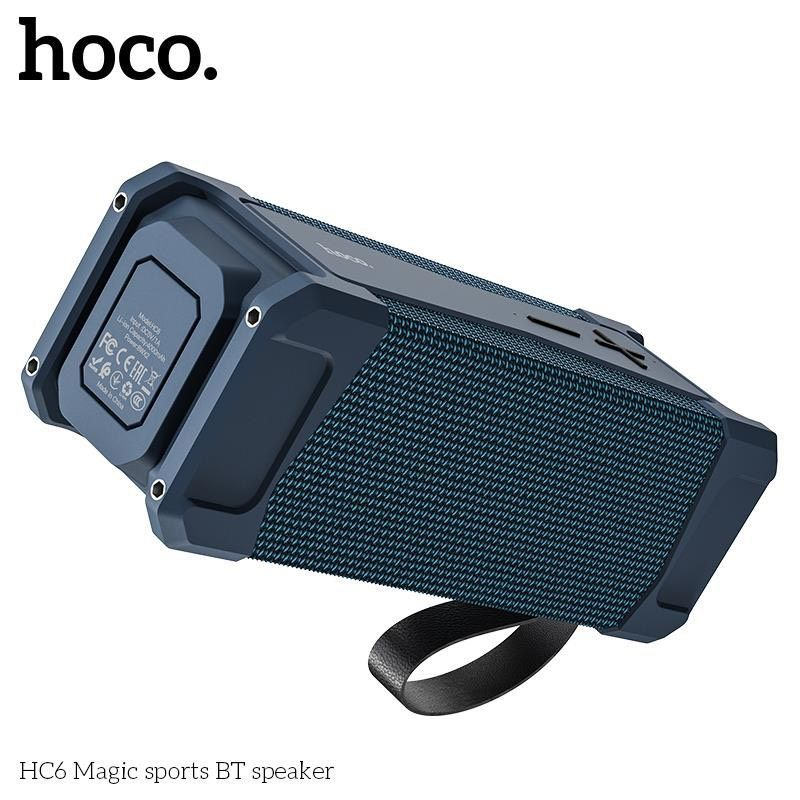 Loa Bluetooth di động thể thao Hoco HC6
