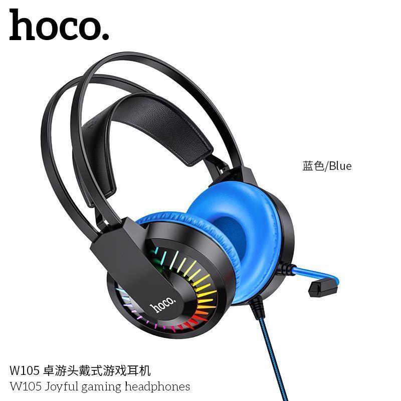 Tai nghe chụp tai Gaming Hoco W105