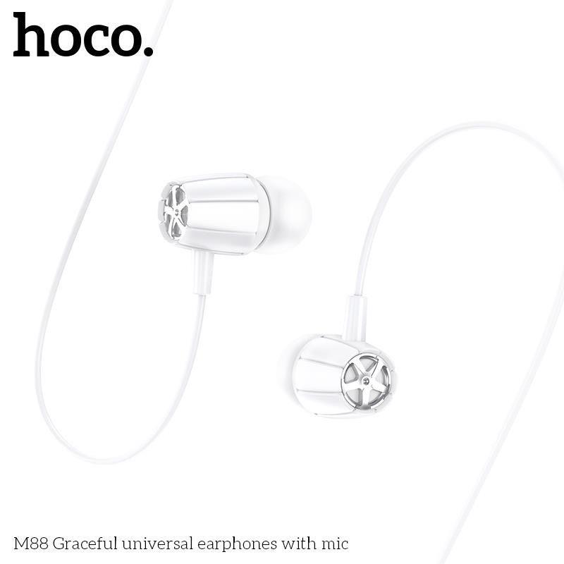 Tai nghe có dây Hoco M88