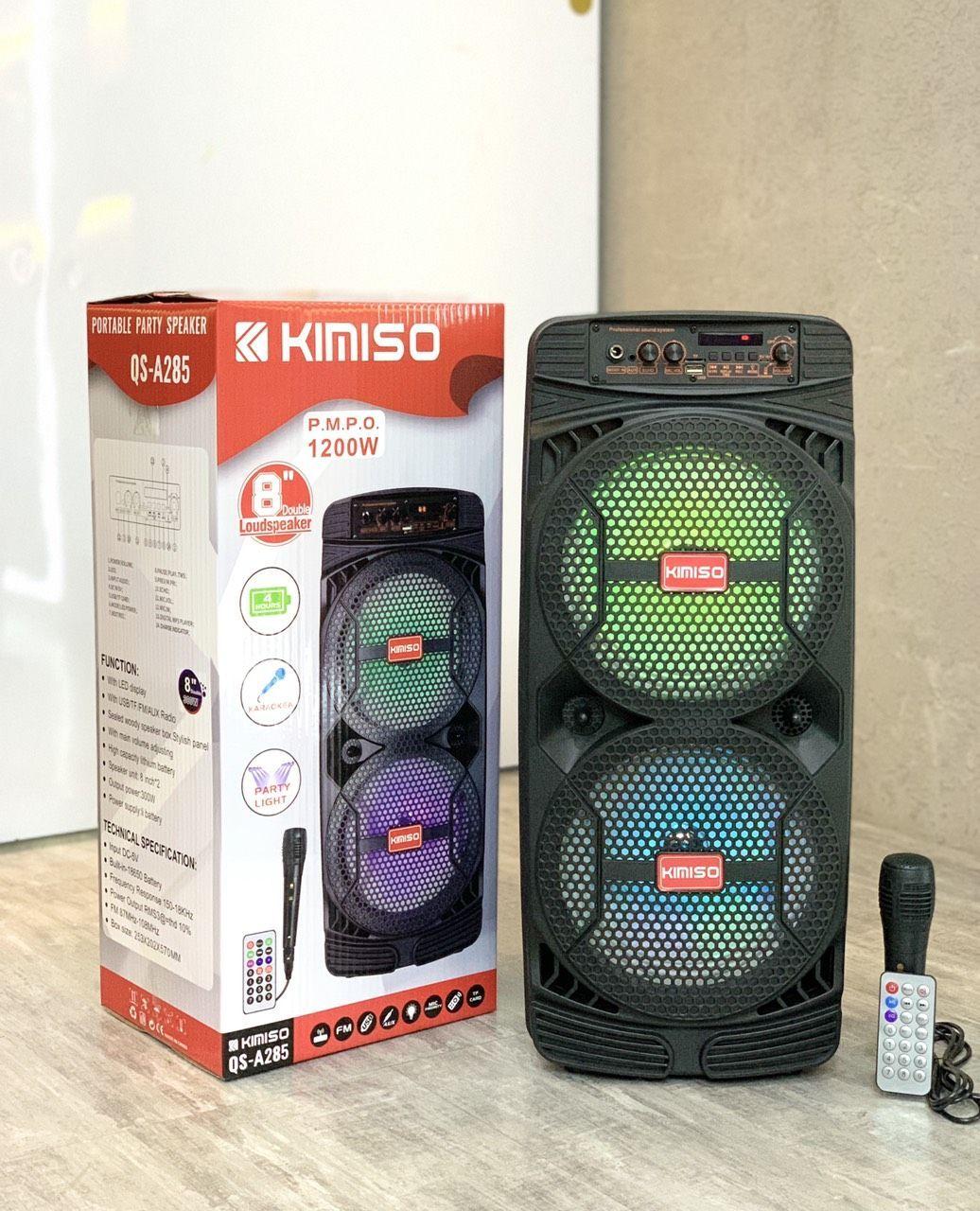 Loa Bluetooth Kimiso QS-A285