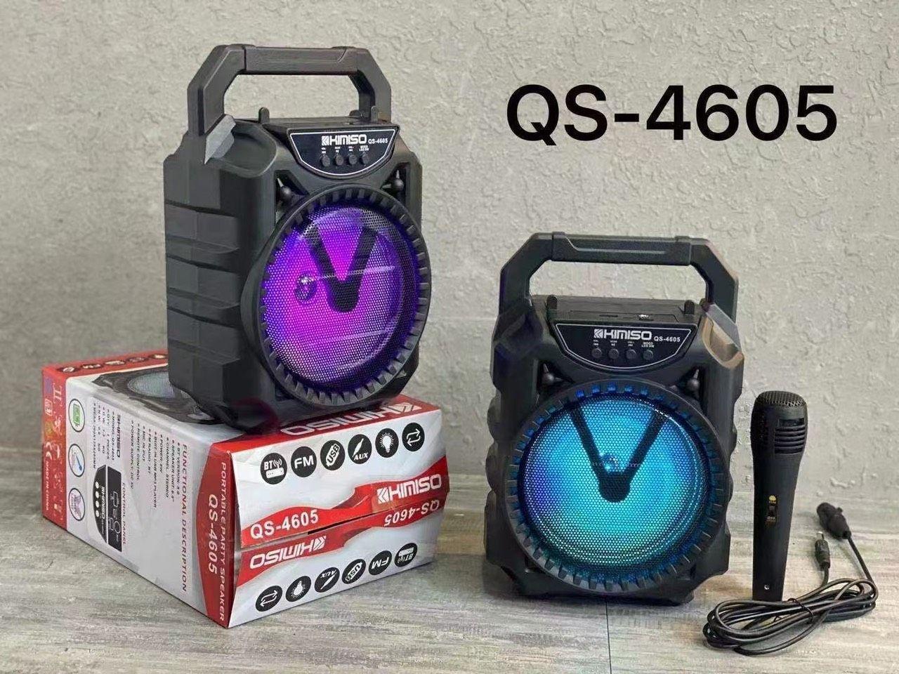 Loa Bluetooth Kimiso QS-4605