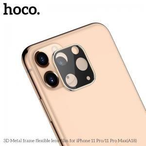 Bảo vệ Camera 3D Hoco A18 iPhone 11 Pro Max
