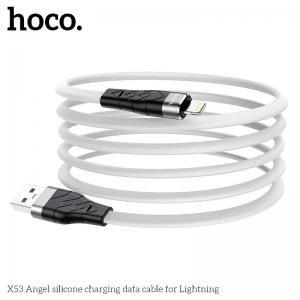 Cáp sạc nhanh lightning Hoco X53