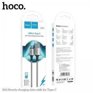 Cáp Sạc Nhanh Typec Hoco X66