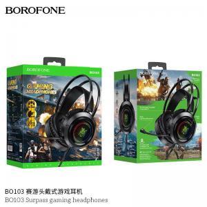 Tai Nghe chụp tai Gaming Borofone BO103