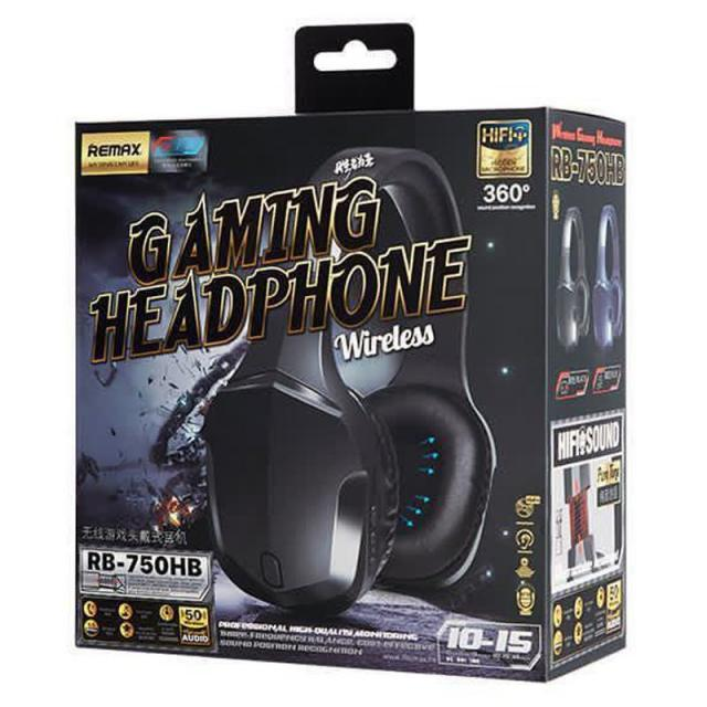 Tai nghe Gaming Remax RB-750HB