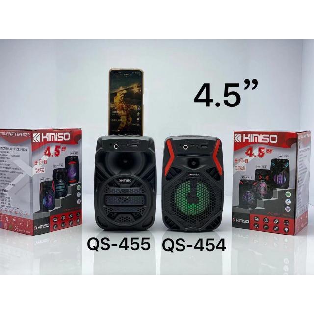Loa Bluetooth Kimiso QS-456