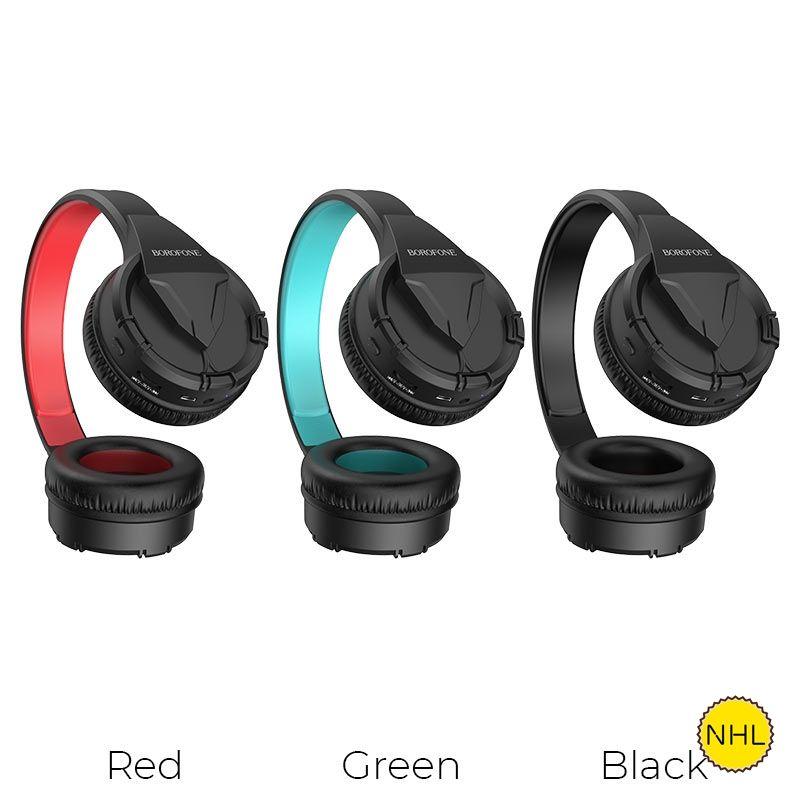 Tai Nghe Chụp Tai Bluetooth Borofone BO10