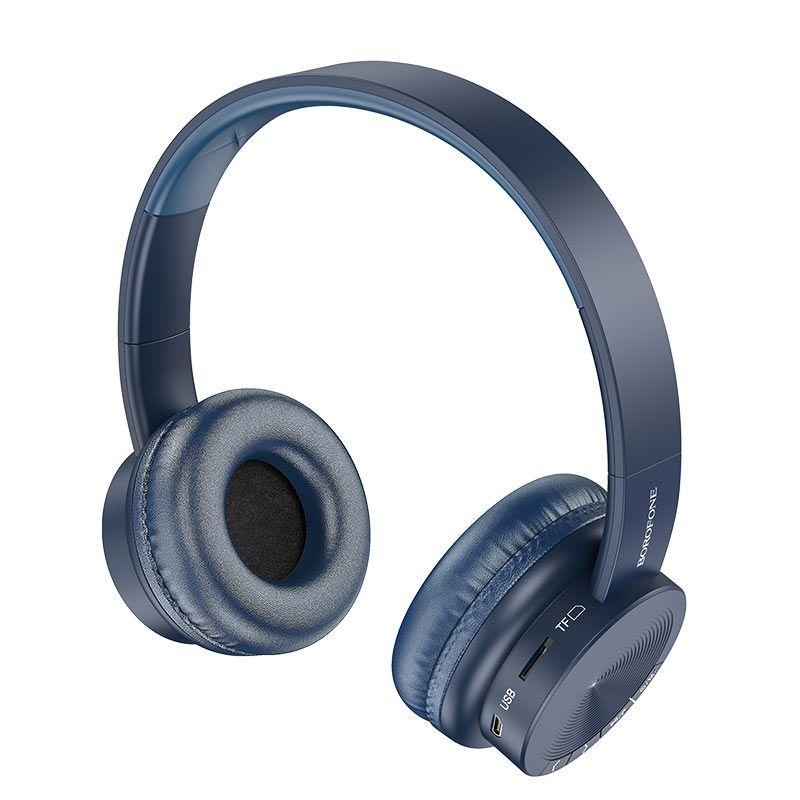 Tai Nghe Chụp Tai Bluetooth Borofone BO11