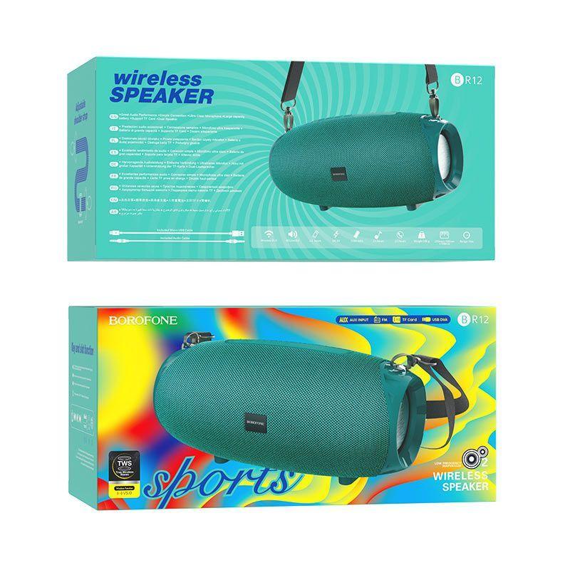 Loa Bluetooth Borofone BR12