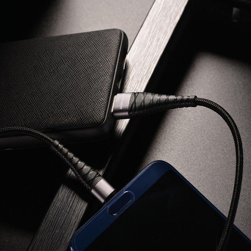 Dây Cáp Sạc Nhanh Micro Borofone BX32