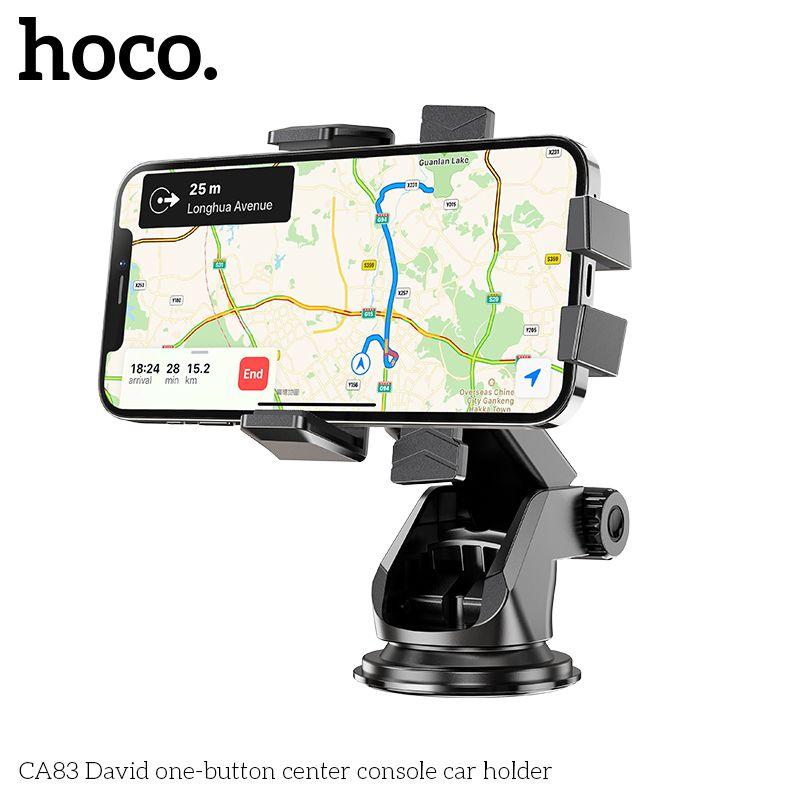 Giá đỡ điện thoại ô tô Hoco CA83