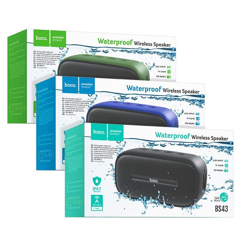 Loa Bluetooth Hoco BS43