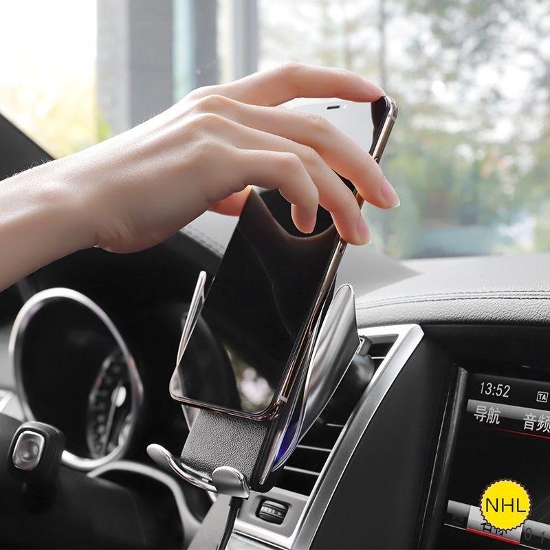Giá đỡ điện thoại ô tô Hoco CA34