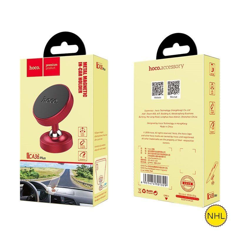 Giá đỡ điện thoại ô tô Hoco CA36 PLUS